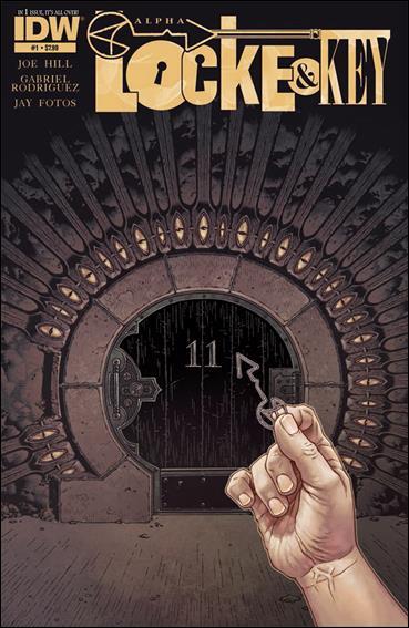 Locke & Key: Alpha 1-A by IDW