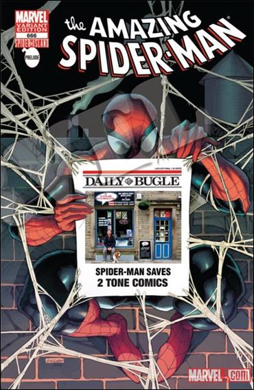 Amazing Spider-Man (1963) 666-MB by Marvel