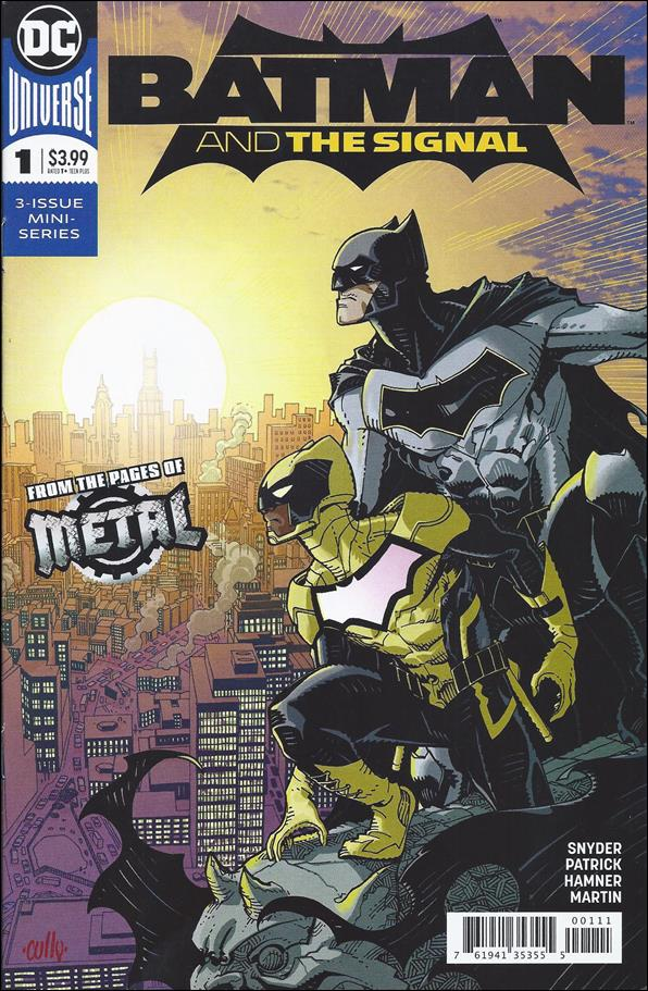 Batman and the Signal 1-A by DC