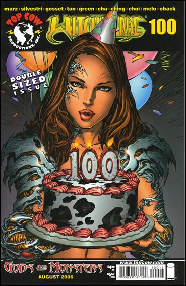 Witchblade 100-C by Top Cow