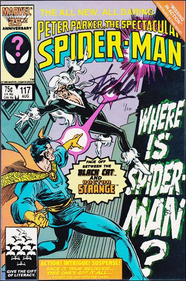 Spectacular Spider-Man (1976) 117-B by Marvel