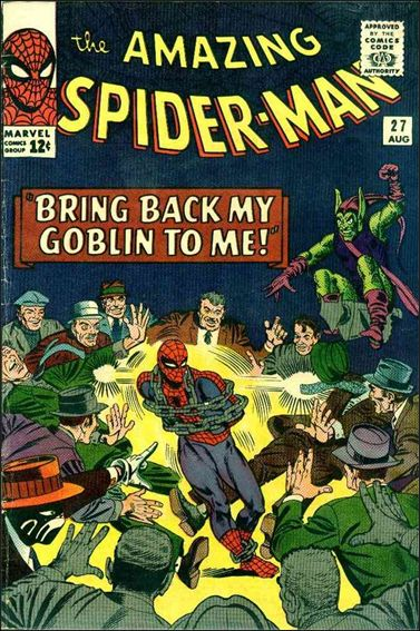 Amazing Spider-Man (1963) 27-A by Marvel