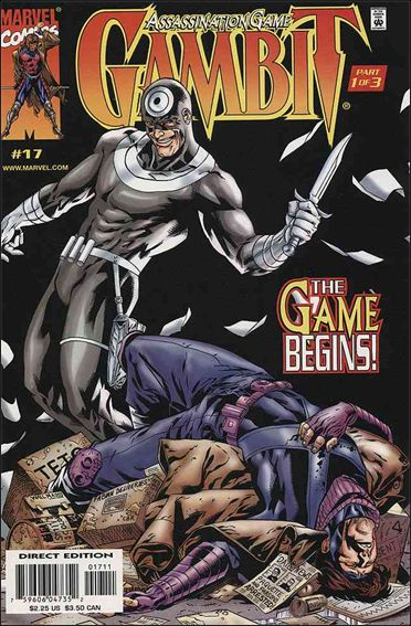 Gambit (1999) 17-A by Marvel