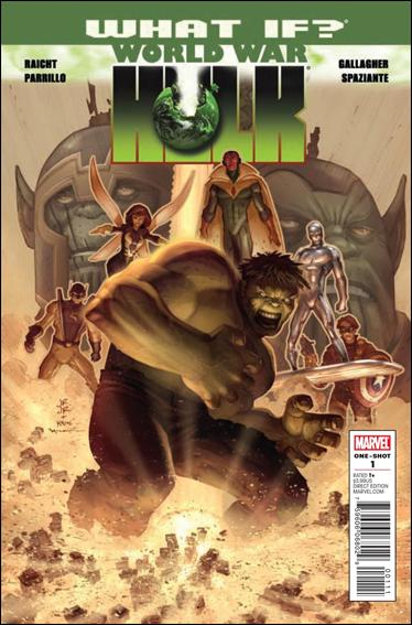 What If? World War Hulk 1-A by Marvel
