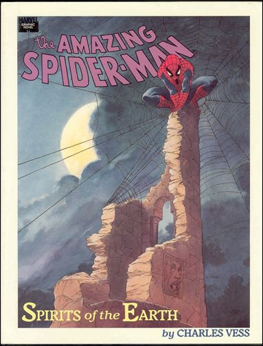Spider-Man: Spirits of the Earth nn-A by Marvel