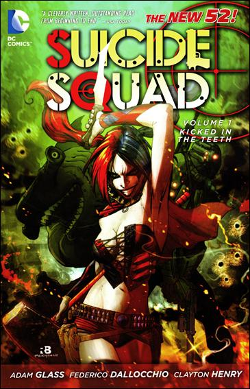 Suicide Squad (2012) 1-A by DC