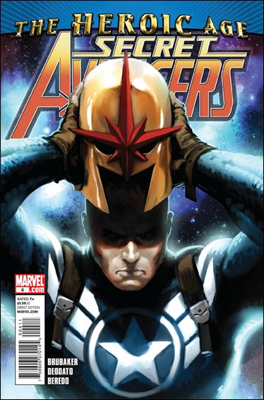 Secret Avengers (2010) 4-A by Marvel