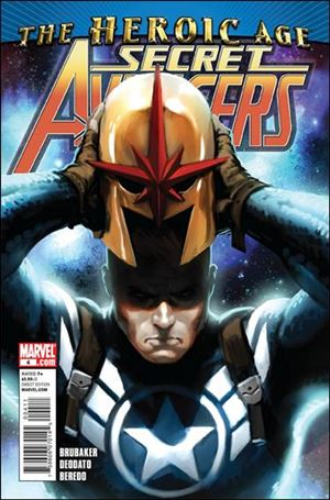 Secret Avengers (2010) 4-A