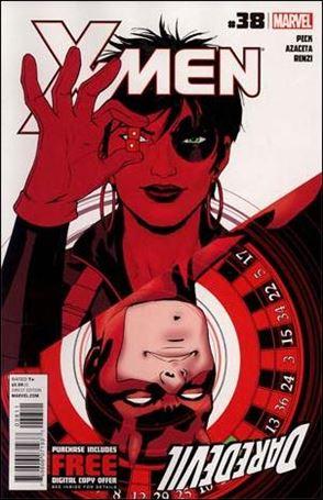 X-Men (2010) 38-A
