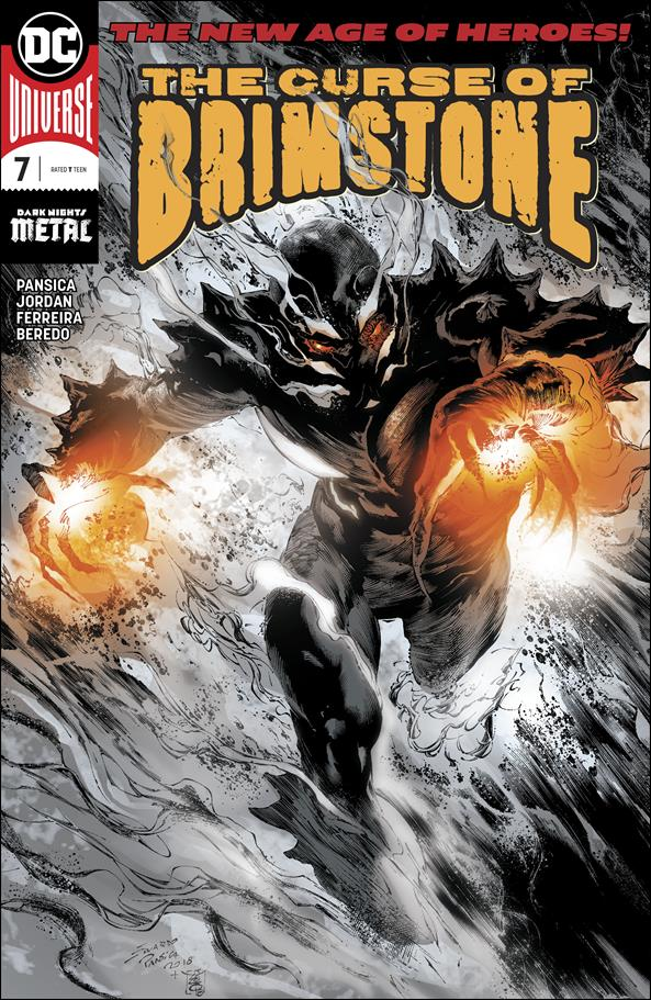 Curse of Brimstone 7-A by DC