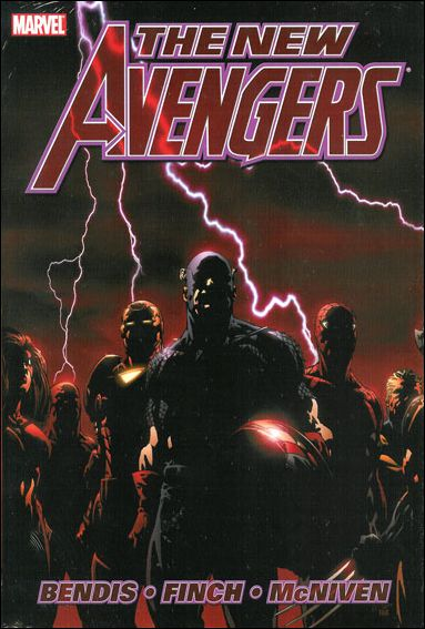 New Avengers (2007) 1-B by Marvel