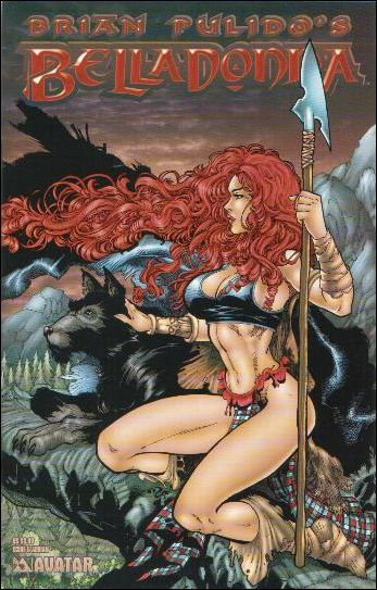 Belladonna (2004) 5-A by Avatar Press