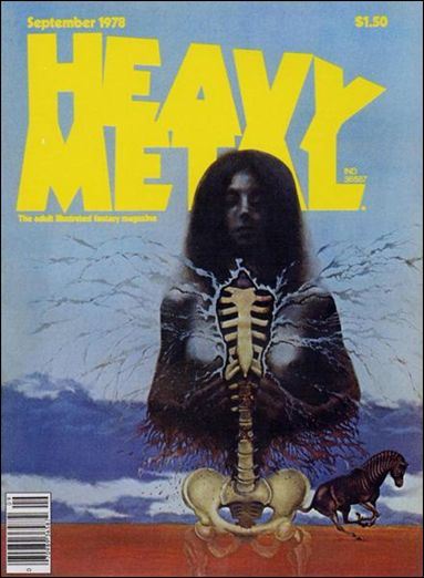 Heavy Metal 18-A by HM Communications