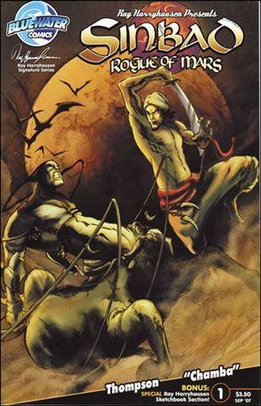 Sinbad: Rogue of Mars 1-B