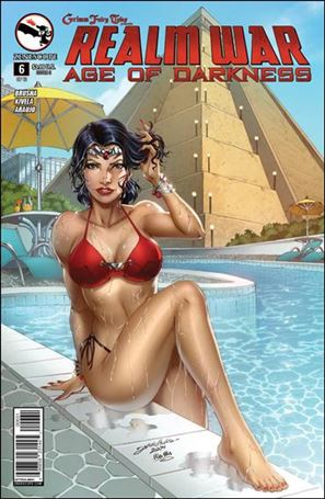 Grimm Fairy Tales Presents Realm War: Age of Darkness 6-C