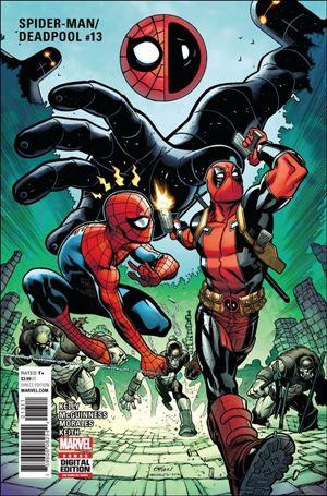 Spider-Man/Deadpool 13-A