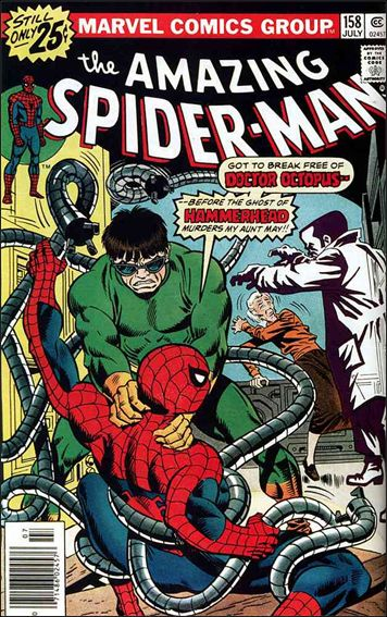 Amazing Spider-Man (1963) 158-A by Marvel