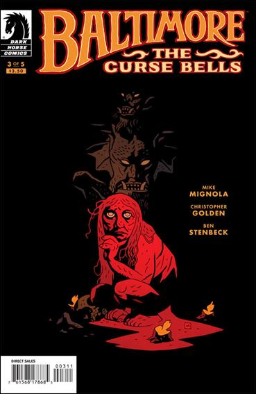 Baltimore: The Curse Bells 3-A by Dark Horse