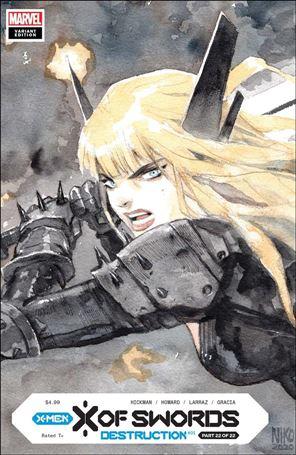 X of Swords: Destruction 1-H