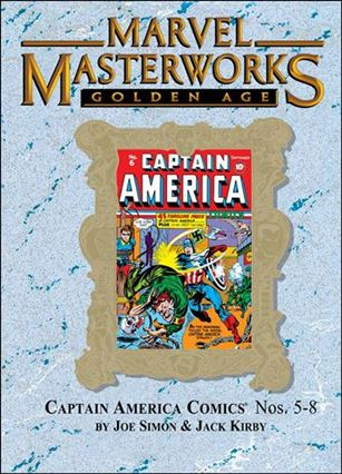Marvel Masterworks: Golden Age Captain America 2-B