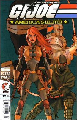 G.I. Joe: America's Elite 12-A by Devil's Due