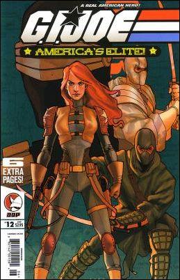 G.I. Joe: America's Elite 12-A by Devil's Due