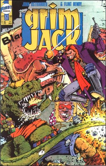 Grimjack 57-A by First