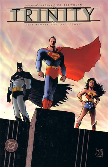 Batman/Superman/Wonder Woman: Trinity 1-A by DC