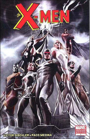 X-Men (2010) 1-H by Marvel