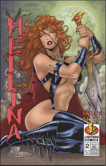 Hellina: Hell's Angel 2-A by Lightning