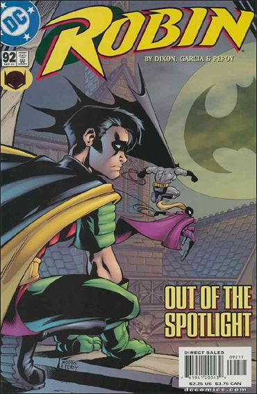 Robin (1993) 92-A by DC