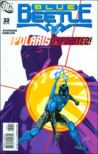 Blue Beetle (2006) 32-A by DC
