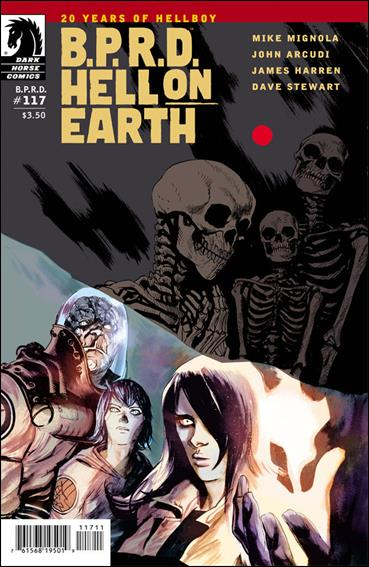 B.P.R.D. Hell on Earth (2012) 117-A by Dark Horse