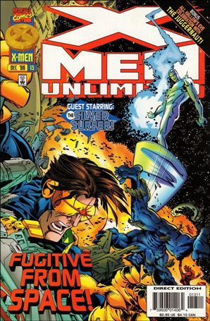 X-Men Unlimited (1993) 13-A