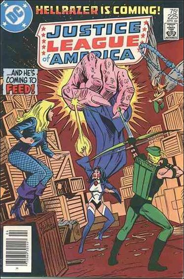 Justice League of America (1960) 225-A by DC