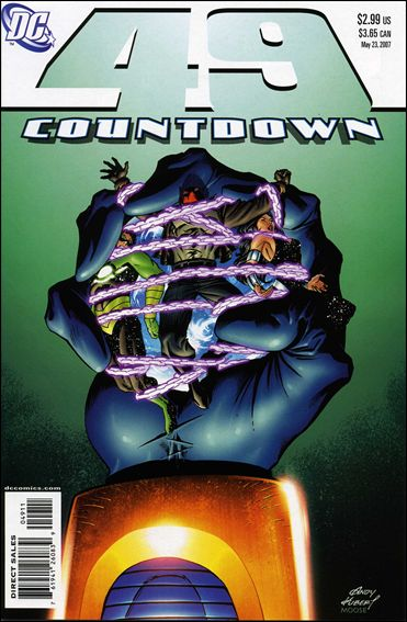 Countdown (2007) 49-A by DC