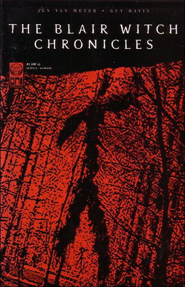 Blair Witch Chronicles 1-A by Oni Press