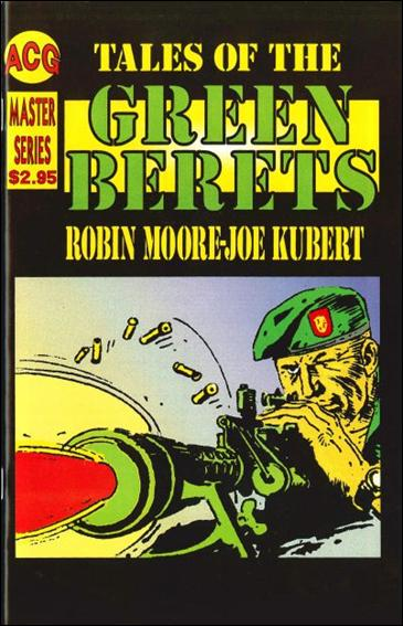 Tales of the Green Berets 2-A by America's Comic Group (ACG)