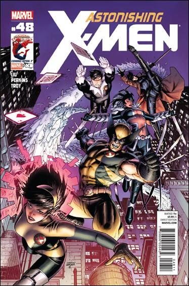 Astonishing X-Men (2004) 48-A by Marvel