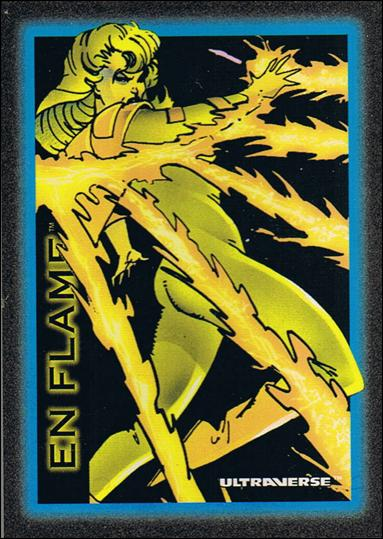 Ultraverse: Series 1 (Base Set) 5-A by SkyBox