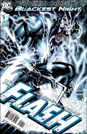 Blackest Night: The Flash 1-A