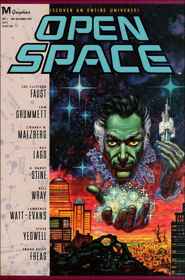 Open Space 1-A by Marvel