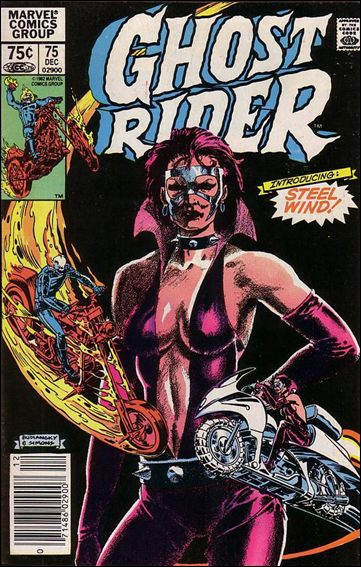 Ghost Rider (1973) 75-B by Marvel