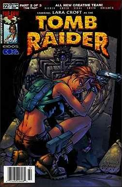 Tomb Raider: The Series 22-A by Top Cow
