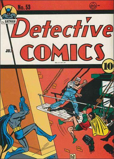 Detective Comics (1937) 53-A by DC