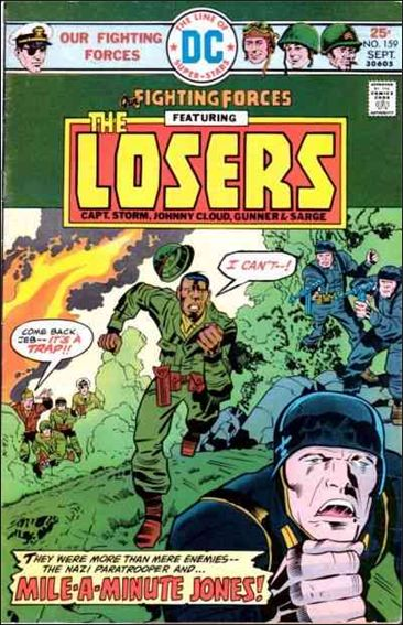 Our Fighting Forces (1954) 159-A by DC
