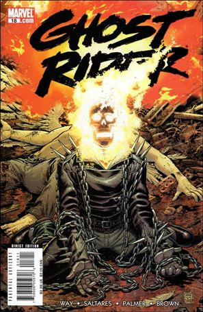 Ghost Rider (2006) 18-A