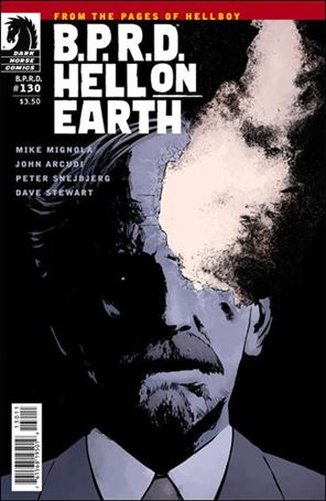 B.P.R.D. Hell on Earth (2012) 130-A