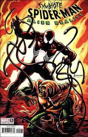 Symbiote Spider-Man: Alien Reality 5-C