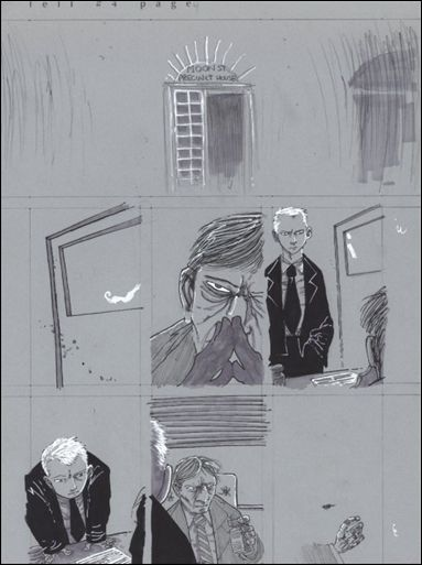 Fell Issue #4 Page 4 by Image